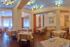Sala ristorante del Giardinetto